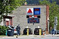 Gas station sign in Warrensburg, New York.jpg
