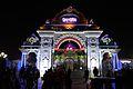 Gateway - Prem Mandir - Bhaktivedanta Swami Marg - Vrindaban 2013-02-22 4801.JPG