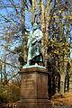 Gauß-Denkmal - Braunschweig, Germany - DSC04432.JPG