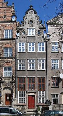 Geburtshaus Johanna Schopenhauer, Rekonstruktion (Quelle: Wikimedia)