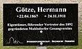 Gedenktafel Hönower Str 13 (Mahld) Hermann Götze.jpg