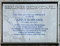 Gedenktafel Wielandstr 14 (Wilmd) Arthur Schnabel.jpg