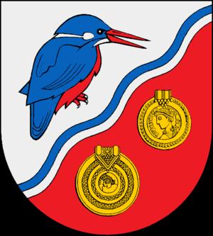 Geltorf - Image: Geltorf Wappen