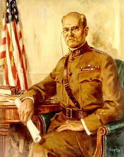 8th Chief of Staff of the United States Army (1917-1918)