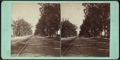 Genesee Street, Utica, from Cottage St. looking down, by C. H. Scofield 2.png