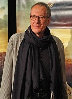 Geoffrey Rush Australian actor and film producer