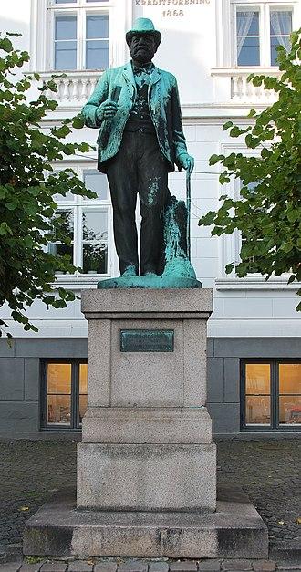 Ludvig Brandstrup - Image: Georg Morville (1)