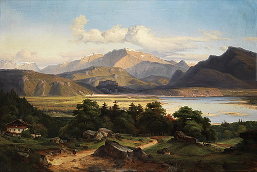 Georg crola landscape inn
