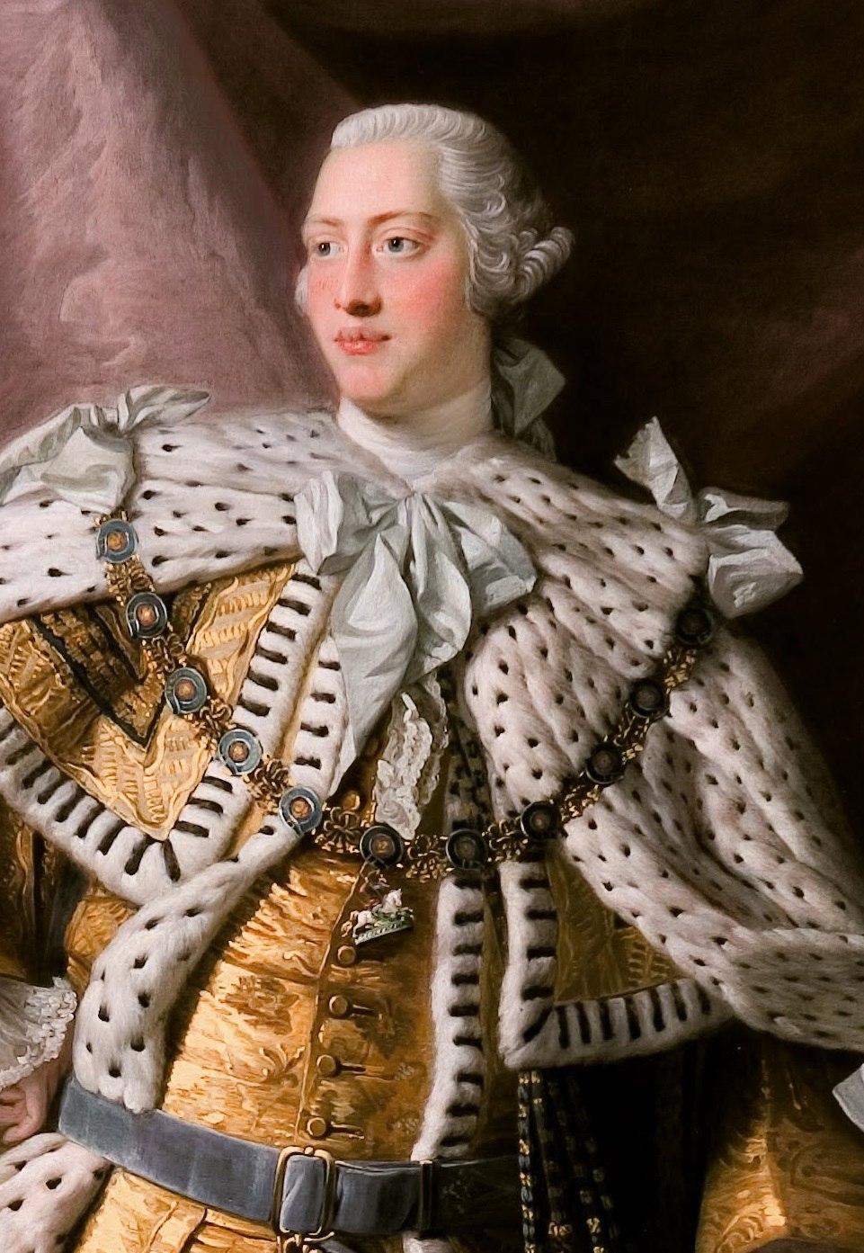 George III of the United Kingdom-e