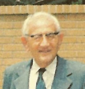 George Pólya - George Pólya, circa 1973