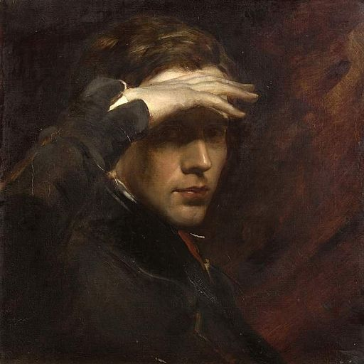 George Richmond self-portrait 1840