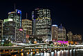 George Street before Earth Hour 2012 (7046430075).jpg