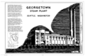 Georgetown Steam Plant, South Warsaw Street, King County Airport, Seattle, King County, WA HAER WASH,17-SEAT,2- (sheet 1 of 8).png