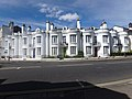 Georgian terraces, Eastgate Street, Winchester 01.jpg