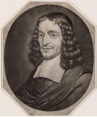 Gerard Brandt - Gerard Brandt in 1683.