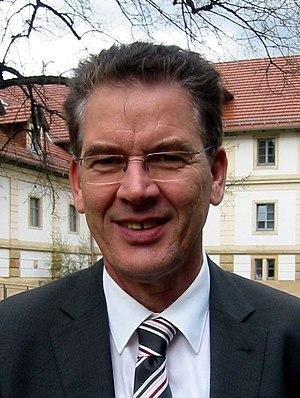 Gerd Müller (politician) - Image: Gerd Müller