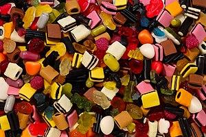 Haribo - A colorful mix of confectionery: Haribo Color-Rado
