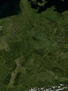 Satellit Deutschland