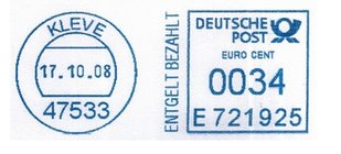 Germany stamp type RB30.jpg