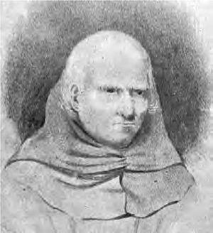 Gerónimo Boscana - Father Gerónimo Boscana