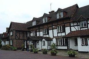 Ghyll Manor Hotel, Rusper