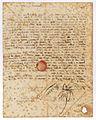 Giacomo Leopardi - Letter to publisher Antonio Stella - 1817-11-14 - verso.jpg