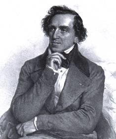 Giacomo Meyerbeer nuorempana