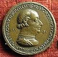 Gianfrancesco enzola, medaglia di francesco I e galeazzo maria sforza, 1459.JPG
