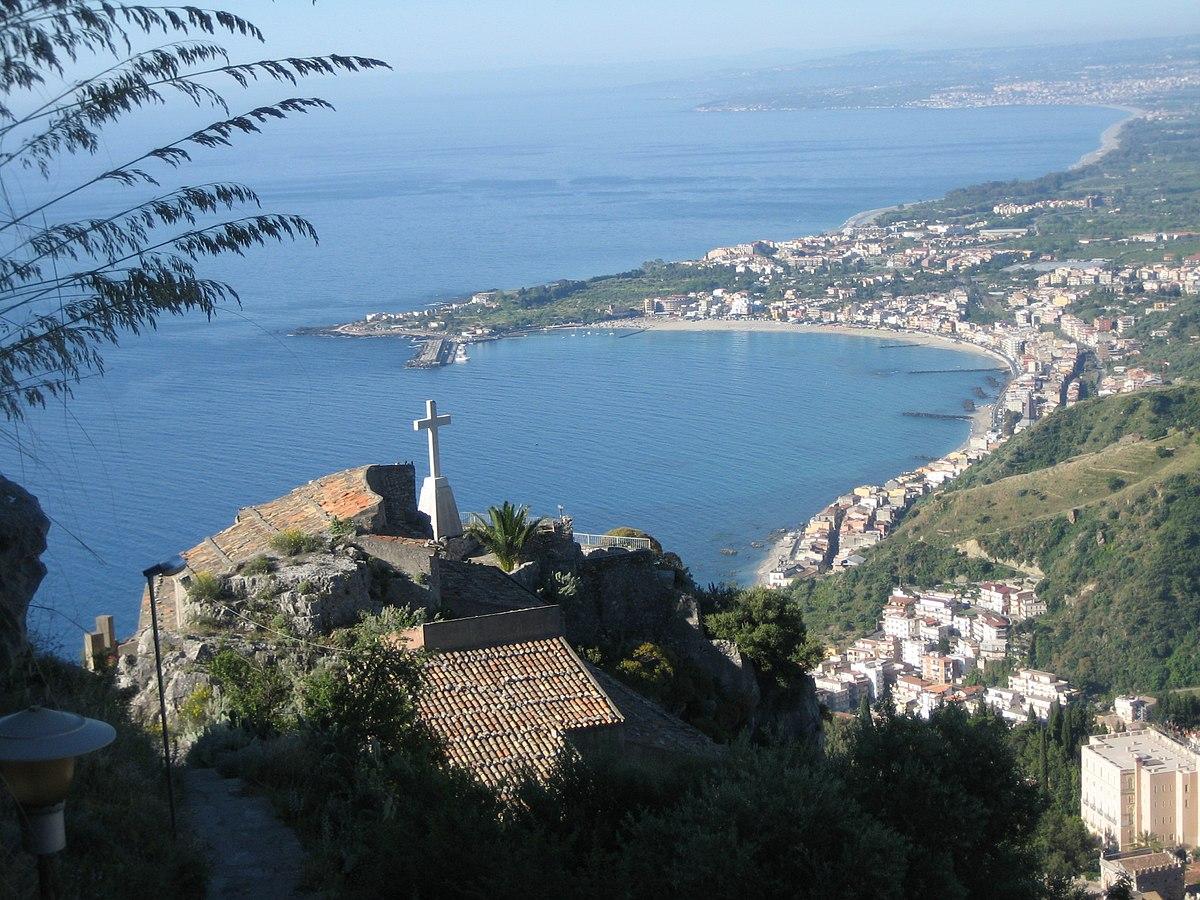 Giardini naxos wikip dia for Giardini naxos sicilia