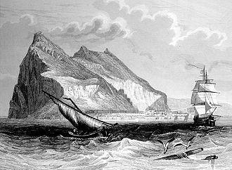 Histoire de Gibraltar