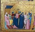 Giovanni baronzio, scene della passione di cristo, 1330-40 ca. 05.JPG