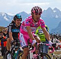 Giro d'Italia 2012, giau 140 rodriguez uran (17600510399).jpg