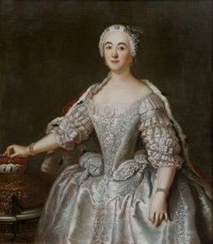Gisela Agnes of Anhalt-Köthen - Image: Gisela Agnes von Anhalt Dessau