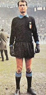 Giuliano Sarti Italian footballer