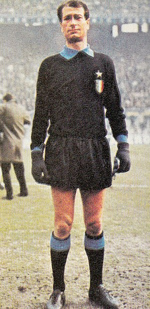 Giuliano Sarti - Sarti with Inter Milan in the 1960s