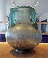 Glazen crematie-urn (Belfort, 2e eeuw), glascollectie Centre Céramique, Maastricht, 2013.jpg