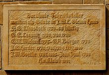 1801 weilte H. v. Kleist im Gleimhaus zu Halberstadt (Quelle: Wikimedia)