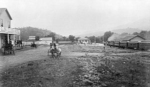Glen Ellen, California - Glen Ellen, 1888