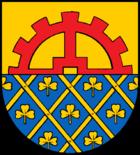 Das Wappen von Glinde