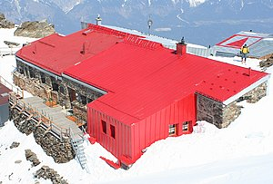 Tux Alps - The Glungezer Hut