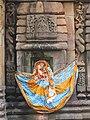 Goddess Durga inside Bramheswar temple.jpg