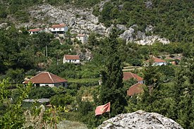 Godinje, Montenegro - view of the village.jpg