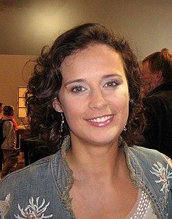 Ewa Gorzelak-Dziduch Polish actress