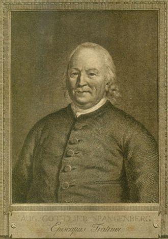August Gottlieb Spangenberg - August Gottlieb Spangenberg (1704–1792)