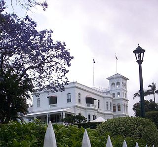 Government House, Brisbane building