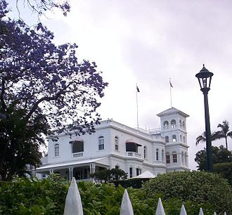 Government House, Brisbane - Government House, 2005