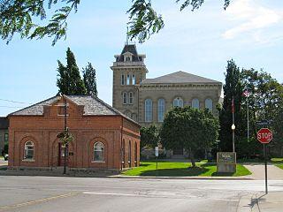 Simcoe, Ontario Unincorporated Community in Norfolk County in Ontario, Canada