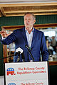 Governor of New York George Pataki at Belknap County Republican LINCOLN DAY FIRST-IN-THE-NATION PRESIDENTIAL SUNSET DINNER CRUISE, Weirs Beach, New Hampshire May 2015 by Michael Vadon 14.jpg