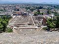 Grækenlands ældste teater i Argos(10.07.05).JPG