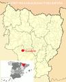 Grañén nia lokalizasaun iha España.png